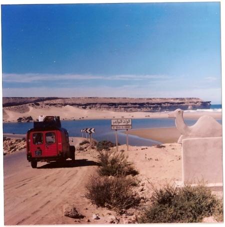Aux portes du Sahara ( il y a 30 ans )
