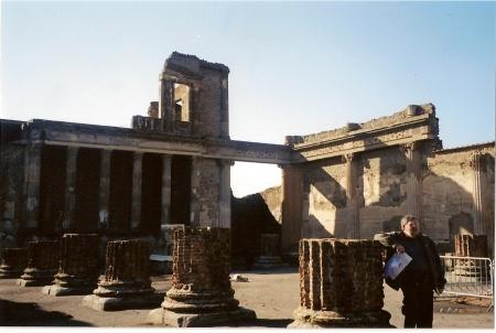 Em Pompeia